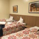 Quarto para três pessoas no Rio Aeroporto Hotel