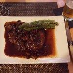 Black Garlic Beef