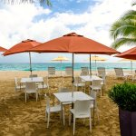 Beach Side Dining