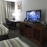 Nicely furnished room