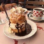 Gasthaus Café Graflhöhe Windbeutelbaron Foto
