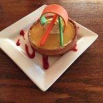 Kalamansi tart. As yummy as it looks.