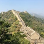 Great wall fortresses
