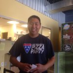Cheesy Bread   Pizza      Wonderful                                            Owner Nice Interi