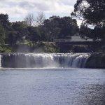 Haruru Falls Foto