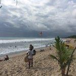 Foto Pantai Kuta - Bali