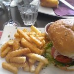 WEDNESDAY BURGER AND BEER MEAL