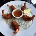 Coco Shrimp appetizer