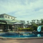 Grand Melanesian Hotel with Sliding Pool