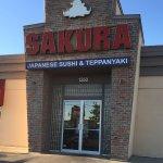 Sakura Exterior