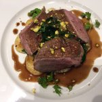 Roast Fillet of Duck