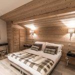 Bedroom in Les Pierrys