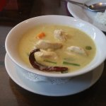 Green curry - sorry but its half eaten :)
