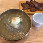 Go Ssam Cold Buckwheat Noodles