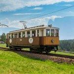 Die historische Schmalspurbahn