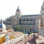Vista de la Catedral desde las Torres de Clerecia