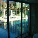 Spa Bereich und diverse Schwimmbäder