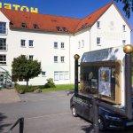 AKZENT Hotel Frankenberg_Außenansicht