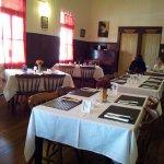 Ravenshoe Hotel dining room