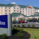 Wekcome to the Hilton Garden Inn Greensboro