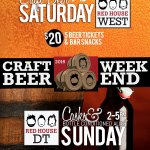Amazing beer sampling event coming up! Get your tickets fast!
