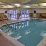 Indoor Pool View