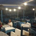 An Evening at Diamantis Tavern