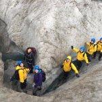 Into the Lemon Glacier