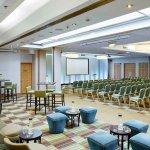 John Logie Baird Suite – Theatre Style Set-Up