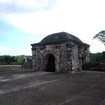 Part of Fort San Lorenzo ruins, UNESCO World Heritage.