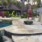 Foto de Palm Garden Amed Beach & Spa Resort