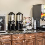 Coffee & Juice Station