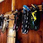 Snowshoes to use at no charge