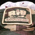 Rib Country Camo Hat