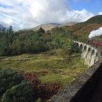 Foto di Jacobite Steam Train