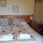 The Goldrill room - charming room with wonderful view of Goldrill Beck