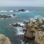 Hermosa vista de Cabo SJ