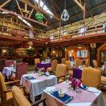 Kongoni Camp Restaurant
