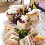Wonderful afternoon tea. Must make a reservation.