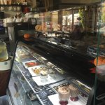 Plenty of fresh choices here, including Paleo   Lots of delicious treats and savoury ones too.