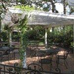 The Fearrington Granary - Outside Dining Area