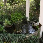 The Fearrington Granary - Patio Water Feature w/ Nice Sounds