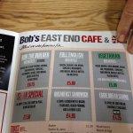 Billede af Bob's East End Cafe