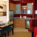 Studio Suite Kitchen & Dining Area