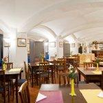 Sala colazioni/Breakfast room