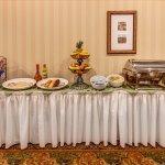 Everett Banquet Room Food