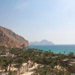 Six Senses Zighy Bay View