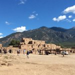 Taos Pueblo Foto