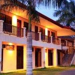 Foto de Blue Palm Hotel