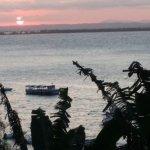 Puesta de sol desde Morro